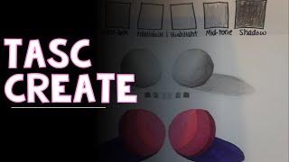 CREATE: Spheres & Tones (4/24)