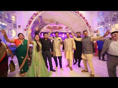 Nachde Ne Saare | Best Sangeet Ceremony | LipDub | Litika & Mudit | Best Indian Wedding