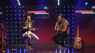 LP  - Other People Live dans le Grand Studio RTL