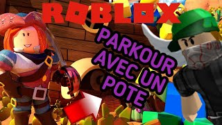 [ROBLOX] PARKOUR WITH A BUDDY