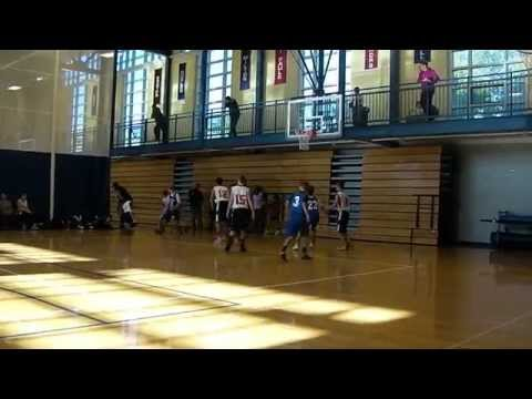 10.05.14 7th Grade RI Magic vs Mass Elite - Nobles HS - Nathaniel Felicetti Chariho
