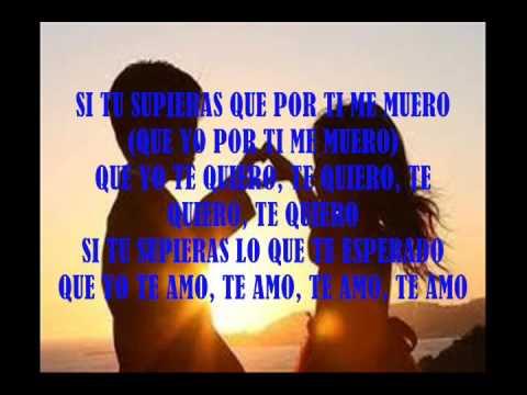 Si Tu Supieras Que Por Ti Me Muero En Letra Cali Y El Dandee Juan Magan Sebastian Yatra Youtube