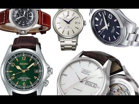 Top 5 Watches Under $500 -Tissot Visodate, Hamilton Khaki, Orient Star, Seiko Alpinist & SARB033