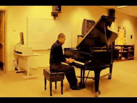 Caryl James Thompson: 'Skyline Firedance'- Written by David Lanz; New Age Piano Music mp3