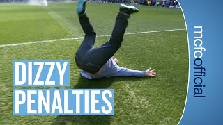 Manchester City: FUNNY DIZZY PENALTIES | Manchester City Fans