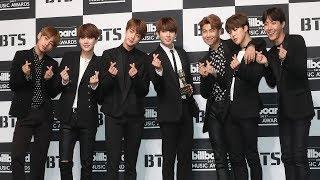 [풀영상] BTS, 'Billboard Awards' press conference (방탄소년단, 불타오르네, FIRE, Top Social Artist)