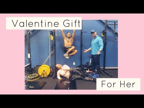 Valentine Gift for Her | Funny Fitness Video