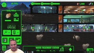Deadly Quest | Fallout Shelter 4 EP-2 | Gaming With Shawn Davis