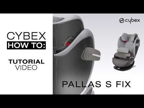 CYBEX Pallas S-Fix Tutorial