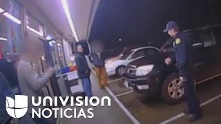 En video, el momento en que agente de policía mata a un hispano con 16 balazos en Utah