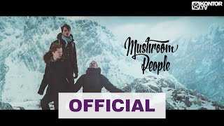 Mushroom People - On The Road (Official Video 4K)