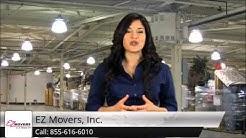 Miami Beach FL Moving Company   855-616-6009   E-Z Movers Moving Service