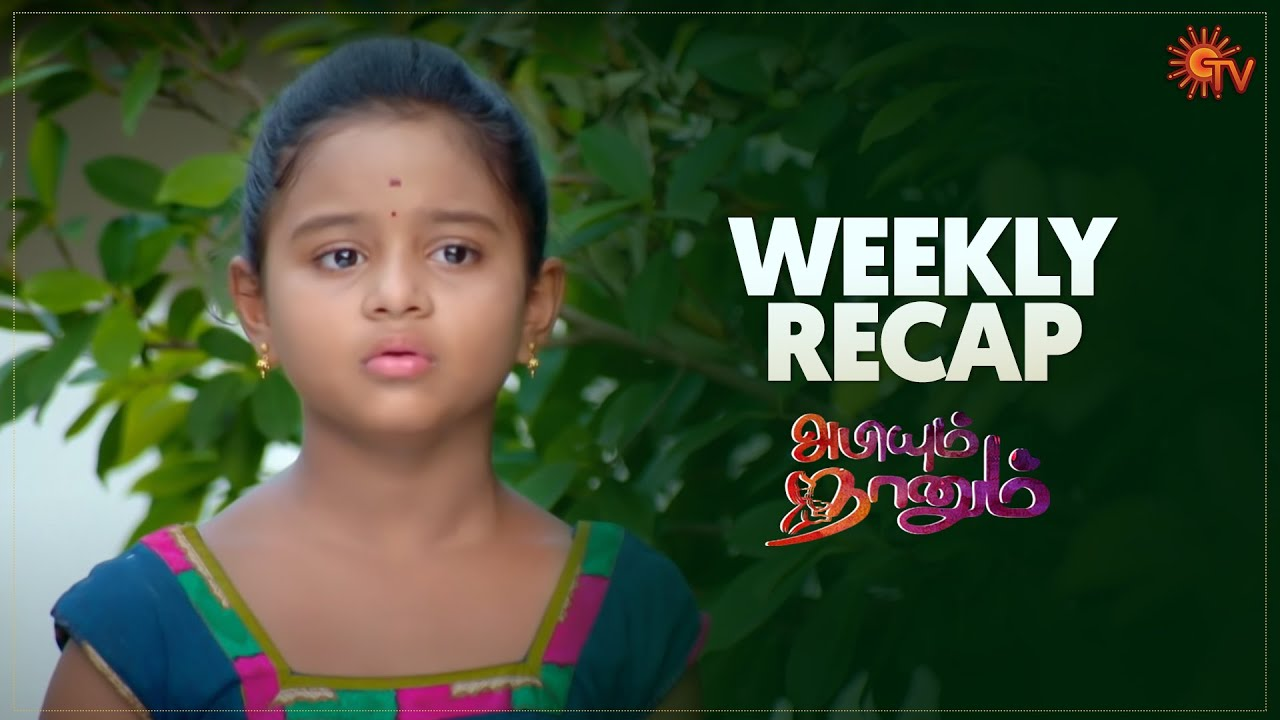 Abiyum Naanum | Ep 192 - 197 Recap | Weekly Recap | Sun TV | Tamil Serial