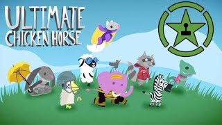 Best Bits of Ultimate Chicken Horse Episodes 1 10