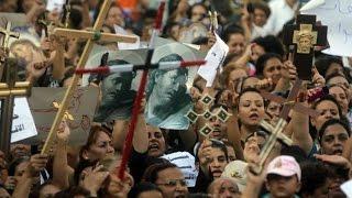 #أخبار_اليوم | الداخلية المصرية تعلن تحديد هوية منفذ الاعتداء على كنيسة الاسكندرية