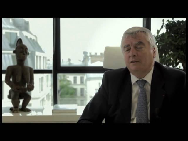 Jean-Luc Petithuguenin, Entrepreneur de l'Année 2012