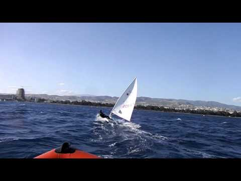 Orestis Germanos - Sailing Training