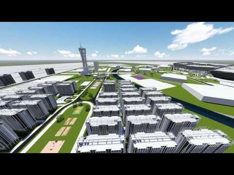 2048 Manila Olympics // MD Architects