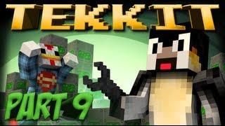 Tekkit Part 9 - The Oil Refinery!