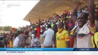 CHAN 2021  : la finale opposera le Mali au Maroc