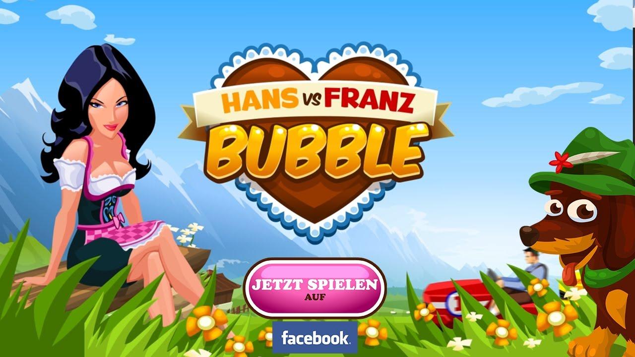 Fettspielen Bubble