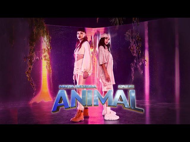 Maria Becerra, Cazzu - ANIMAL (Official Video)