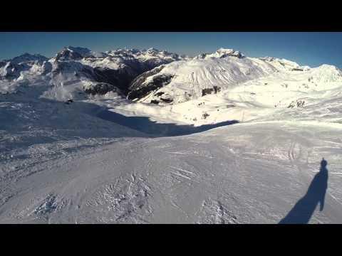 Skiing in Switzerland Part II (Andermatt)