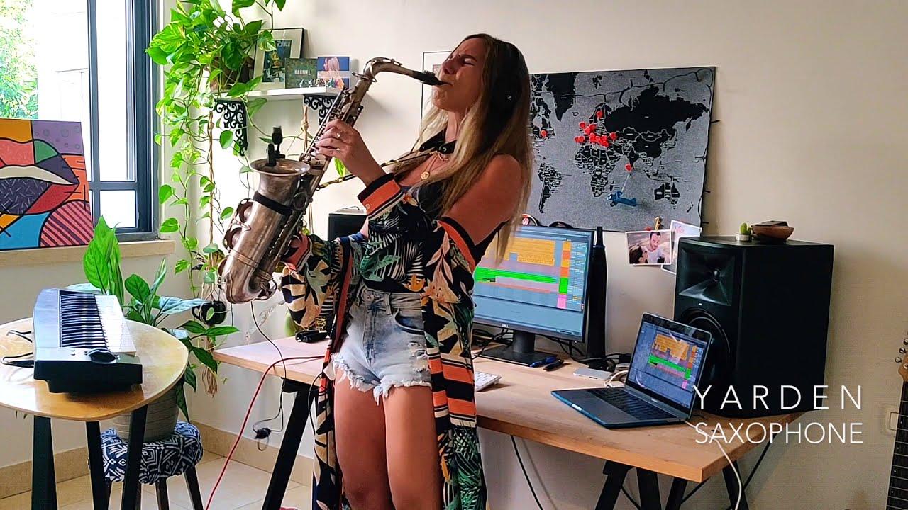 Download Oriental Deep House Sax - 'Esperanza' by Yarden Saxophone