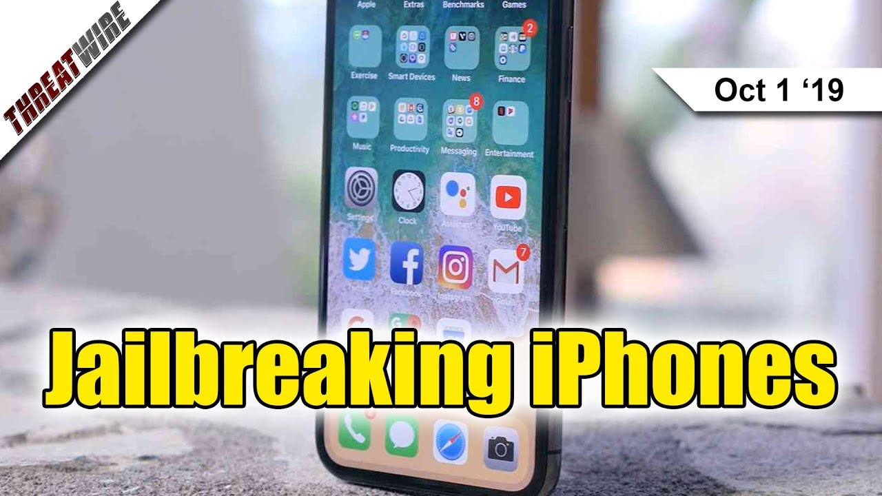 Jailbreak Your iPhone! DoorDash Gets Hacked, and an Update to SIM Jacker - ThreatWire