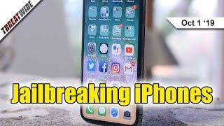 Jailbreak Your iPhone! DoorDash Gets Hacked, and an Update to SIM Jacker - ThreatWire