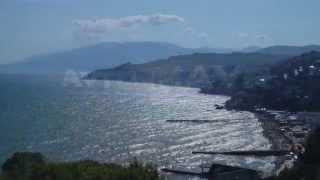 видео Алуштинский музей катастроф на водах. Это круто.