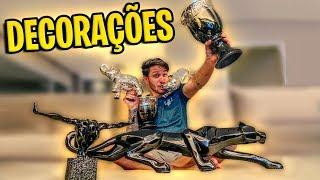 CHEGARAM NOSSAS DECORAÇÕES!!!