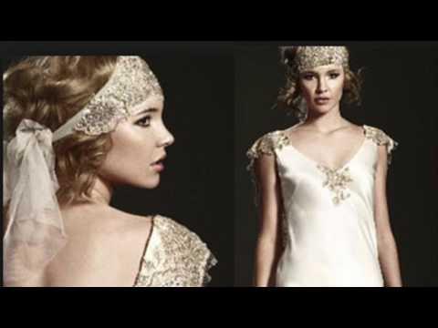 THE ROARING 20S WEDDING DRESS thumbnail