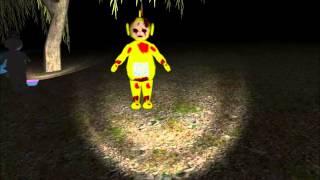 - Slendytubbies Телепузики в поисках дома