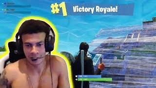 DELE ALLI WINS FORTNITE | GETS MAD AT HARRY KANE