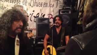"RWR Rockwell Road tocando con Javier Batiz ""Sin Salida"""