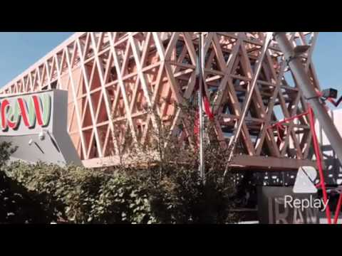 Expo milano 2015 lake arena albero della vita e tutti i for Tutti i padiglioni expo 2015