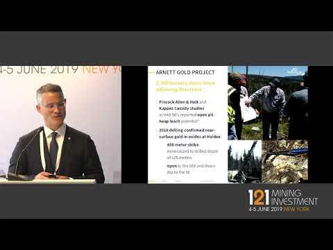 Presentation: Revival Gold - 121 Mining Investment New York Spring 2019