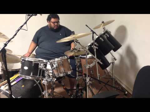 Dhulo by Arnob: one take drum cover