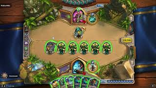 Hearthstone Wild: Misdirection BM FAIL into 18/18 Jade (Jade Shudderwock vs. Hunter)