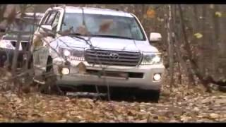 Toyota Land Cruiser 200 или Nissan Patrol  Тест драйв