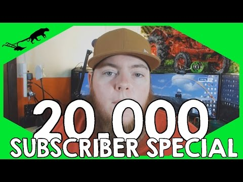 20K Subscriber Special My Setup Video