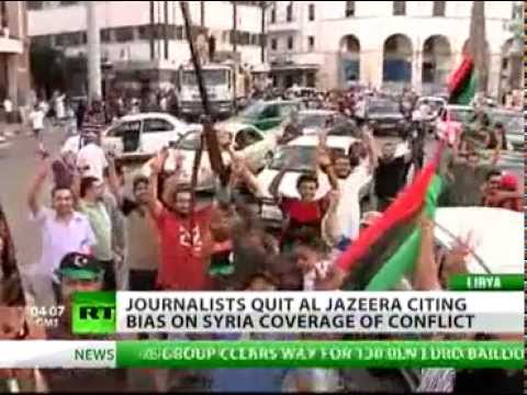 Journalists Quit Al Jazeera Citing Bias on Syria Coverage of