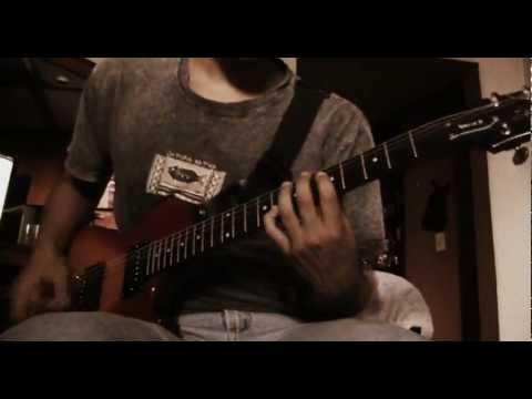 Ekkaia - Arrastradxs - Guitar Cover