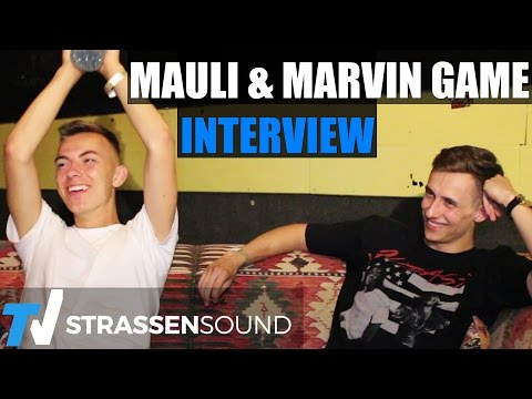 MAULI & MARVIN GAME Interview: Spielverderber, Berlin, Maske, Freust Du Dich, MoneyBoy, Chefket, VBT