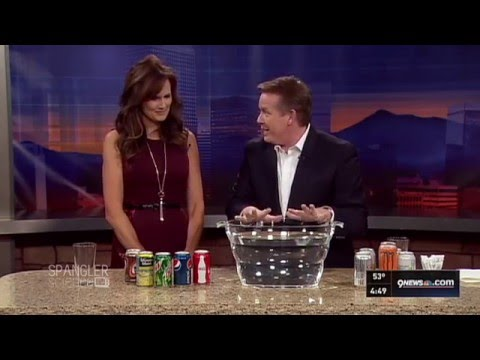 Floating Soda Secrets - Cool Science Experiment