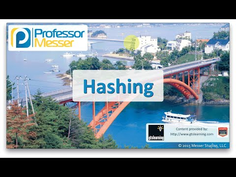 Descargar Video Hashing - CompTIA Network+ N10-006 - 3.3