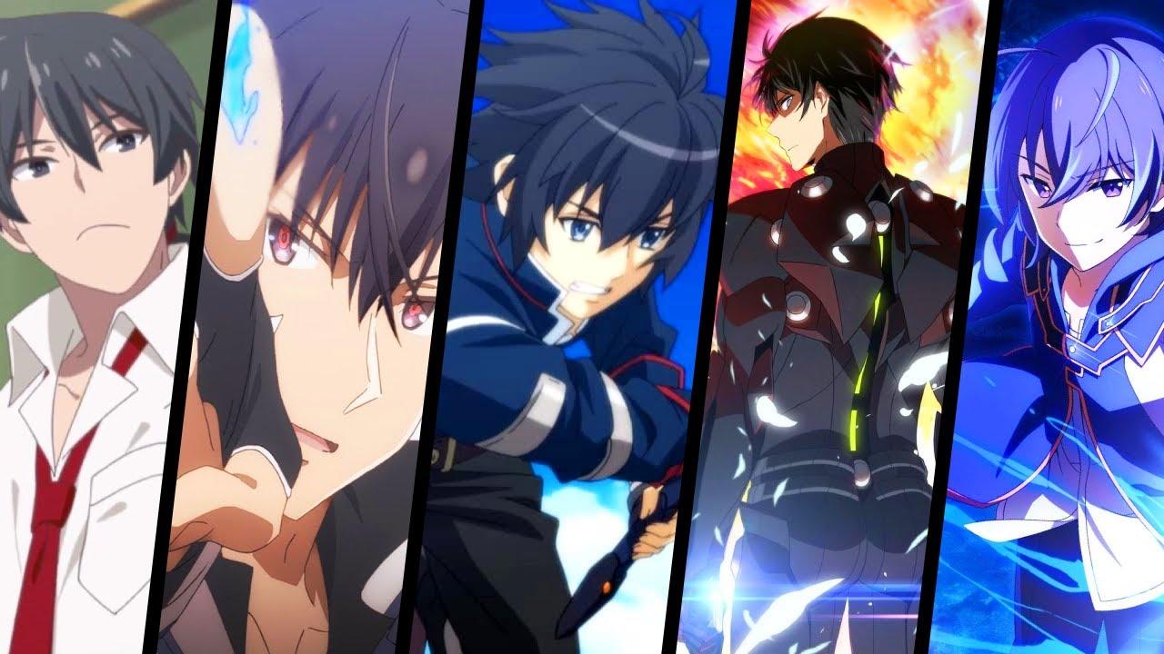 Download Top 10 Magic Academy Anime [HD]