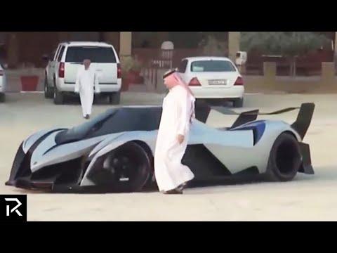 How The Royal Dubai Prince Spent $15 Billion In A Single Day