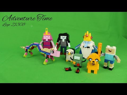 Lego 21308 - Adventure Time Ideas